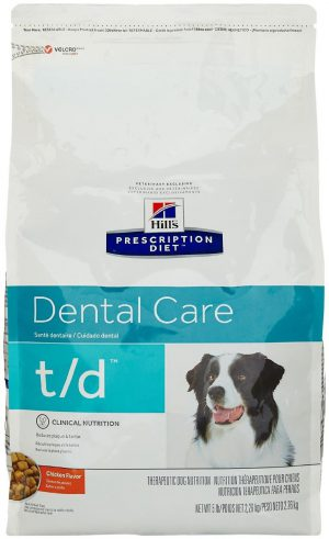 Hill's Prescription Diet t/d Canine Dental Health