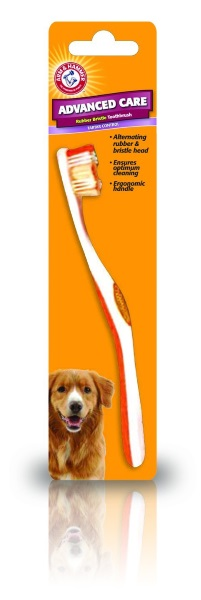 Arm & Hammer's Advanced Care Dog Toothbrush
