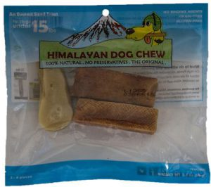 Himalayan Dog Chew Blue - For Dogs Under-15 lbs
